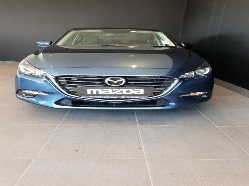 2019 Mazda 3 1.6 Dynamic Gauteng Boksburg_0