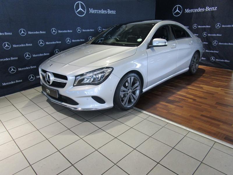 2018 Mercedes-Benz CLA-Class 200 Urban Auto Western Cape Cape Town_0