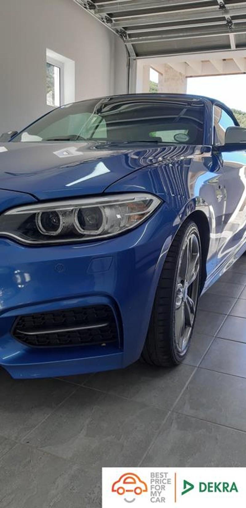 2015 BMW 2 Series M235i Western Cape Goodwood_0