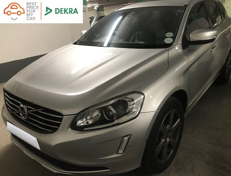 2015 Volvo XC60 D4 Excel Geartronic DRIVE-E Western Cape Goodwood_0