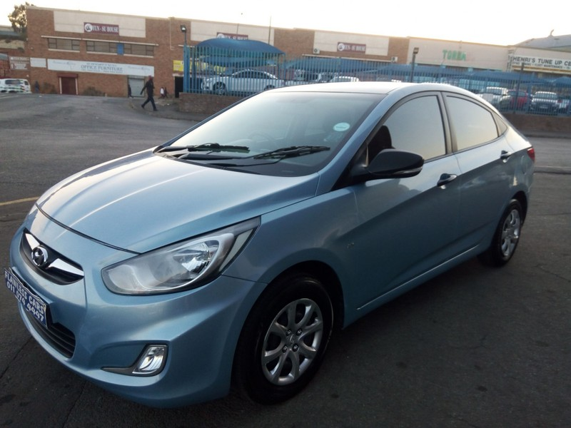 Used Hyundai Accent Igniting Excellence for sale in Gauteng