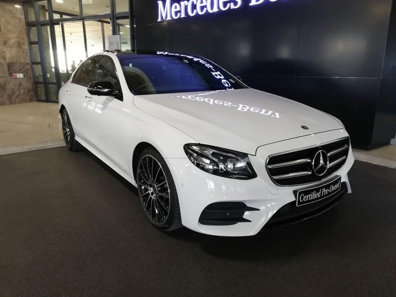 2019 Mercedes-Benz E-Class E 220d AMG Gauteng Sandton_0