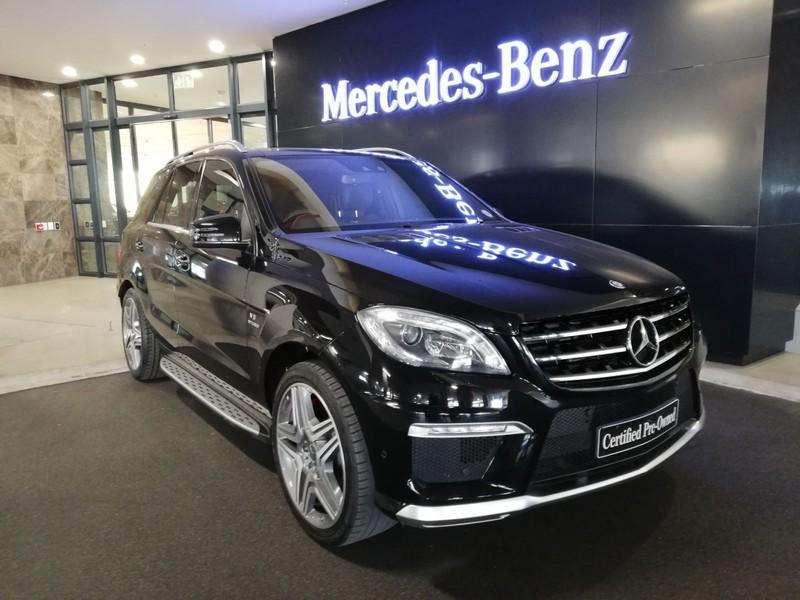 2016 Mercedes-Benz M-Class Ml 63 Amg  Gauteng Sandton_0