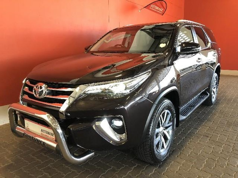 State Road Auto Sales >> Used Toyota Fortuner 2 8gd 6 R B Auto For Sale In Free State