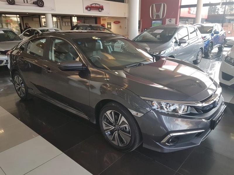 2019 Honda Civic 1.8 Elegance CVT Gauteng Edenvale_0