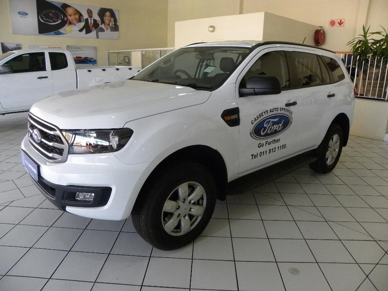 2019 Ford Everest 2.2 TDCi XLS Auto Gauteng Springs_0
