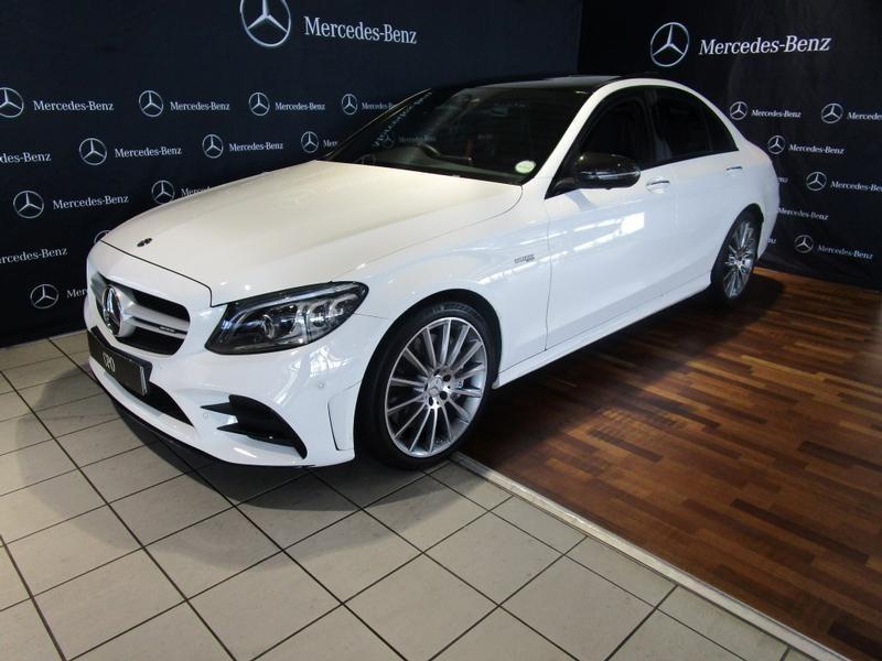 2019 Mercedes-Benz C-Class AMG C43 4MATIC Western Cape Cape Town_0