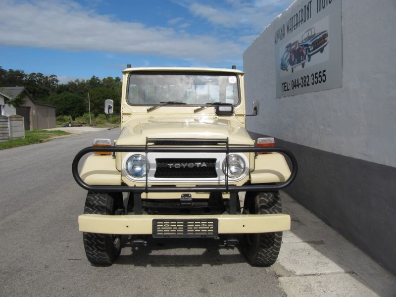 Used Toyota Land Cruiser FJ45 3 9 Petrol for sale in Western