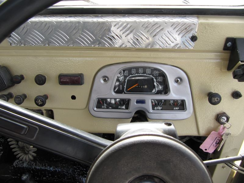 Used Toyota Land Cruiser FJ45 3 9 Petrol for sale in Western