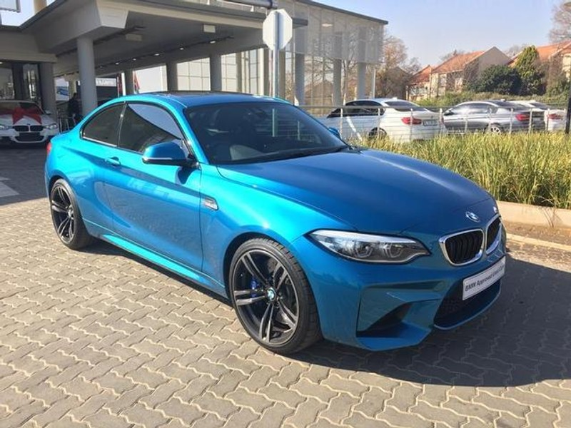 Used BMW M2 M2 Coupe M-DCT for sale in Gauteng - Cars co za (ID:4873385)