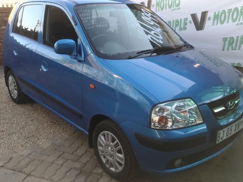 2005 Hyundai Atos 1.1 Gls  Gauteng Pretoria_0