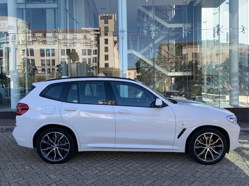 2019 BMW X3 xDRIVE 20d M-Sport G01 Western Cape Cape Town_0