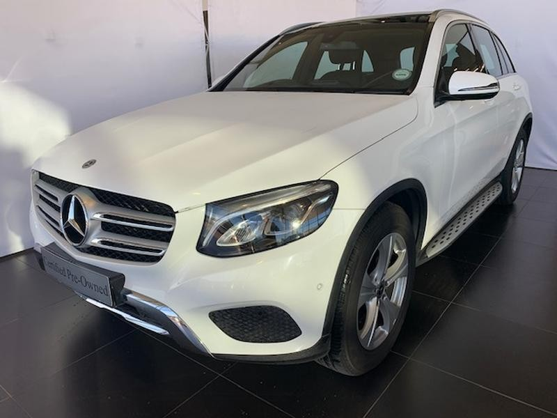 2017 Mercedes-Benz GLC 250d Off Road Western Cape Paarl_0