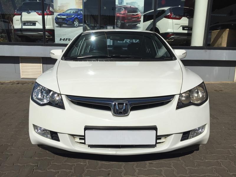 2009 Honda Civic 1.8 Exi At  Gauteng Edenvale_0