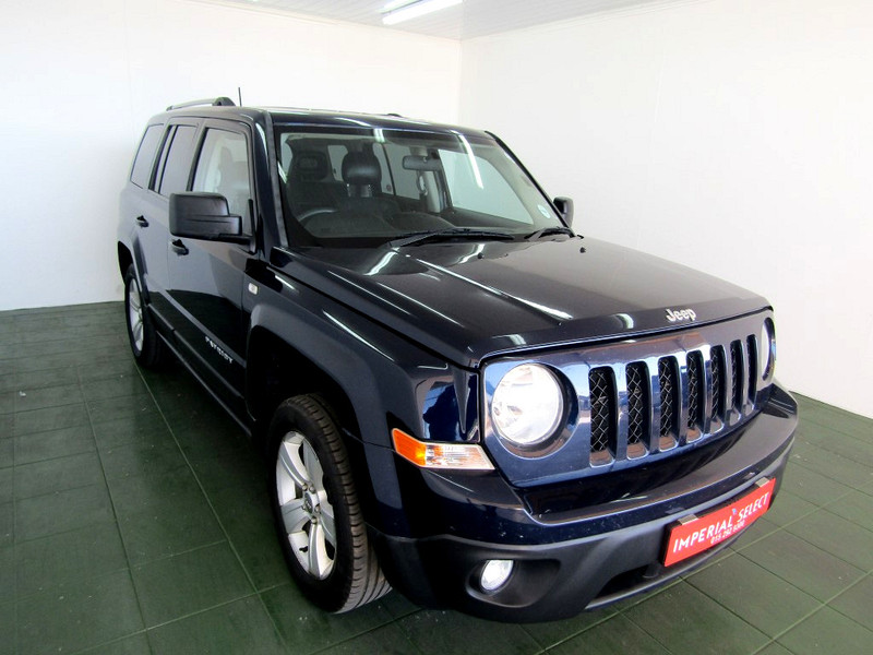 Used Jeep Patriot 2 4 Limited For Sale In Limpopo Cars Co Za Id