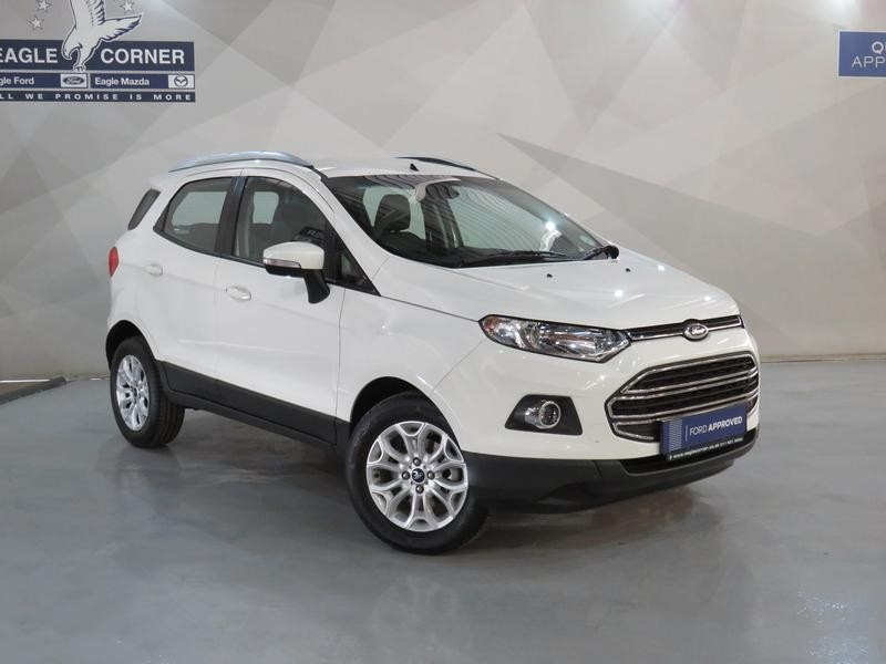 2016 Ford EcoSport 1.5TiVCT Titanium Auto Gauteng Sandton_0