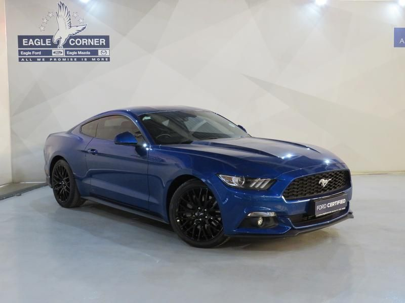 2017 Ford Mustang 2.3 Ecoboost Auto Gauteng Sandton_0