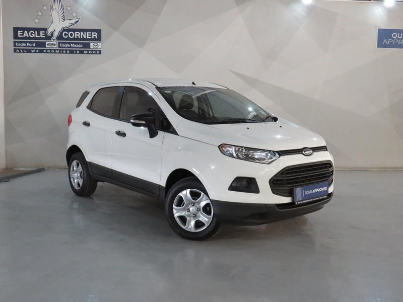 2017 Ford EcoSport 1.5TiVCT Ambiente Gauteng Sandton_0