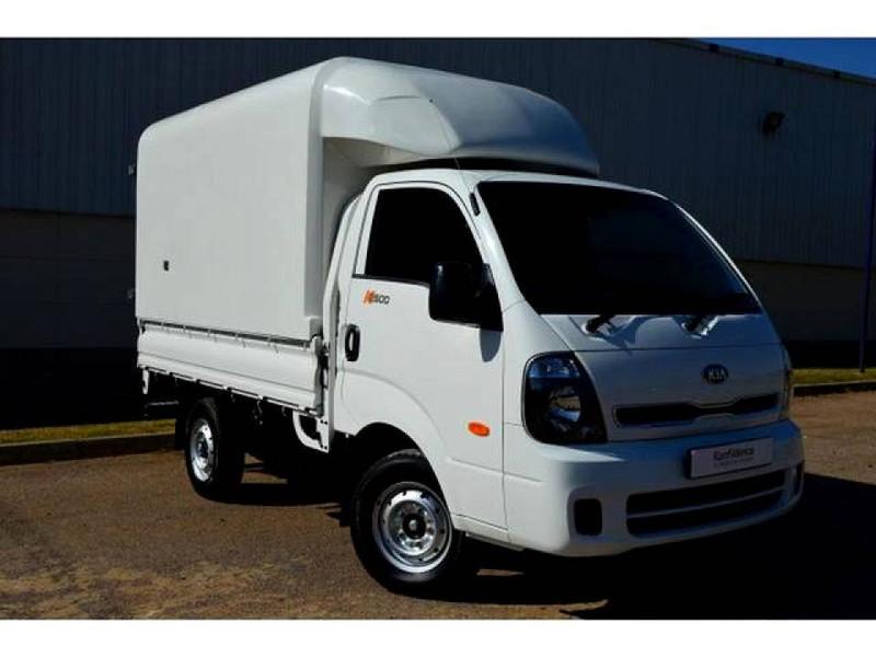2018 Kia K 2500 Single Cab Bakkie Gauteng Centurion_0