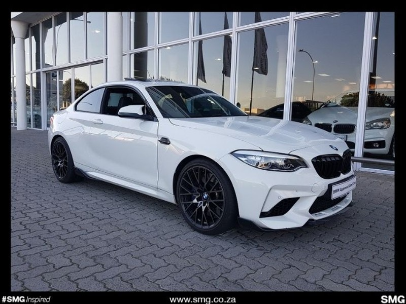2019 BMW M2 Coupe Competition F87 Western Cape Tygervalley_0