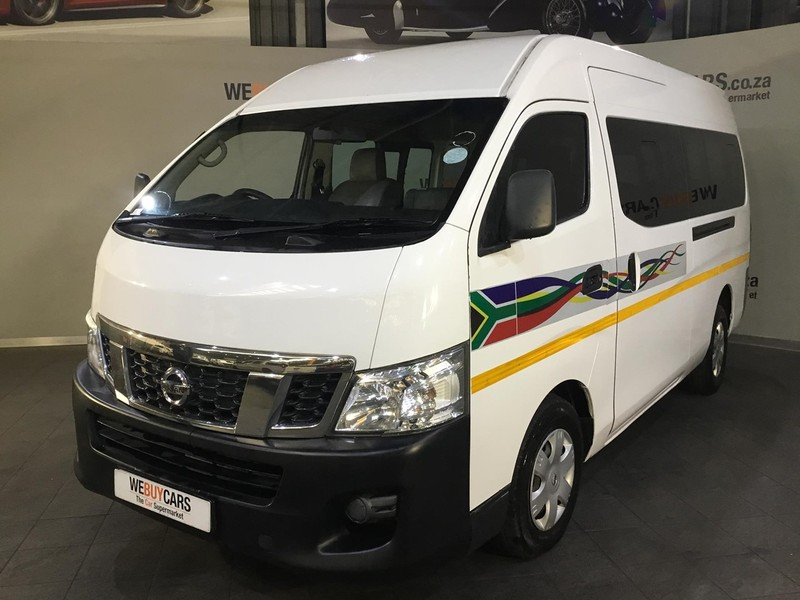2016 Nissan NV350 2.5 16 Seat Western Cape Cape Town_0