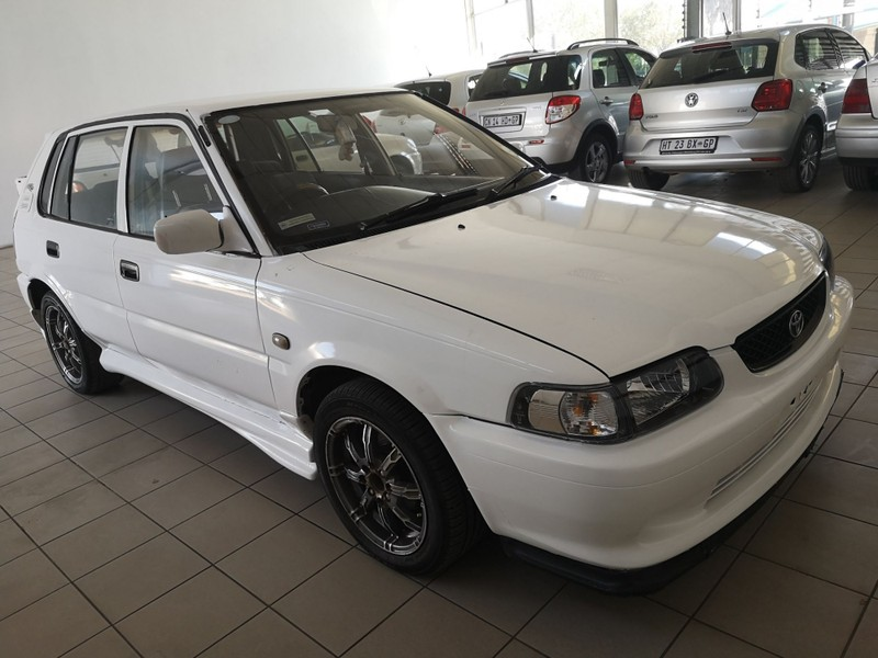 used toyota tazz 160i for sale in gauteng - cars co za id 4881071