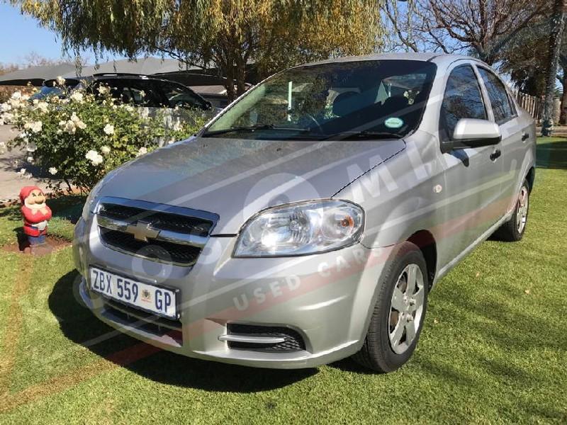 2010 Chevrolet Aveo 1.6 Ls 5dr At  Gauteng Vanderbijlpark_0