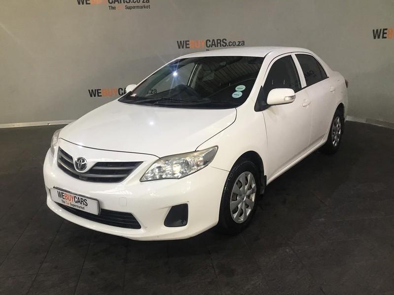2012 Toyota Corolla 1.3 Professional  Western Cape Cape Town_0