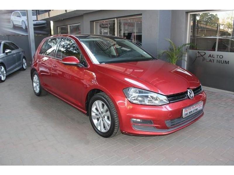 2014 Volkswagen Golf Vii 1.4 Tsi Comfortline  Gauteng Pretoria_0