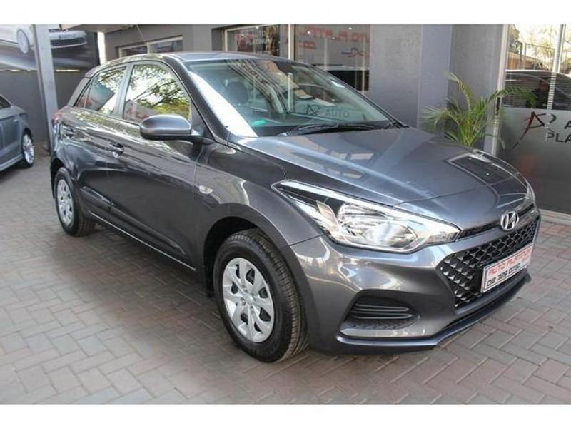 2018 Hyundai i20 1.2 Motion Gauteng Pretoria_0