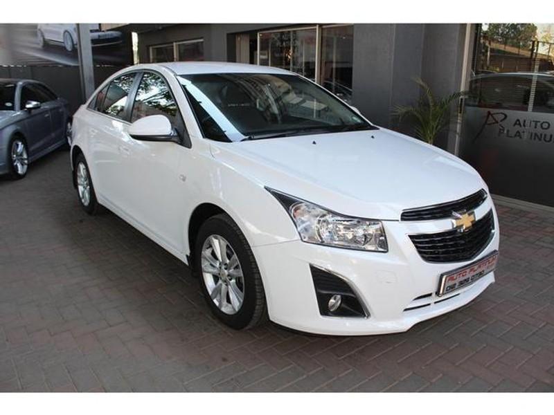 2013 Chevrolet Cruze 1.8 Ls  Gauteng Pretoria_0