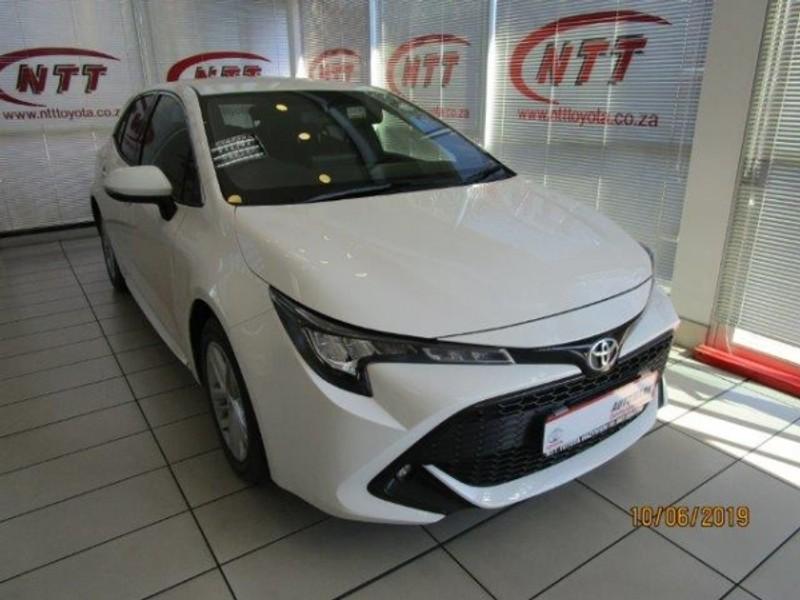 2019 Toyota Corolla 1.2T XS 5-Door Mpumalanga Hazyview_0