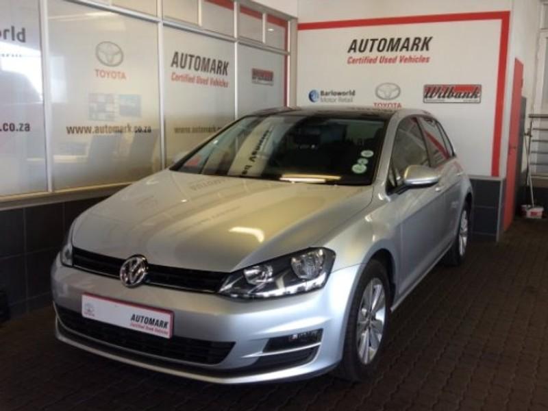 2014 Volkswagen Golf Vii 1.4 Tsi Comfortline  Mpumalanga Witbank_0