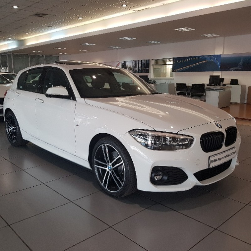 Used BMW 1 Series 120i Edition M Sport Shadow 5-Door Auto