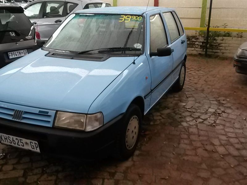 Used Fiat Uno Fire 5 D 90 000 KM ONE OWNER for sale in