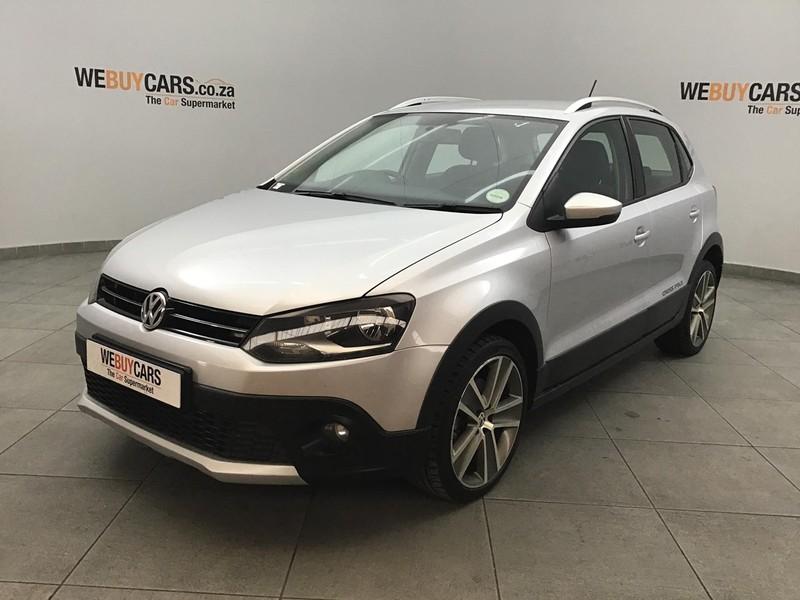 2013 Volkswagen Polo 1.6 Tdi Cross  Gauteng Johannesburg_0