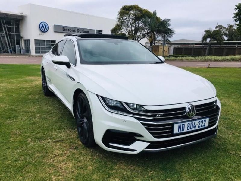 2018 Volkswagen Arteon 2.0 TSI R-LINE 4M DSG Kwazulu Natal Durban_0