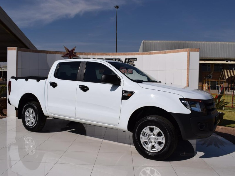 2015 Ford Ranger 2.2tdci Xl Pu Dc  Gauteng De Deur_0