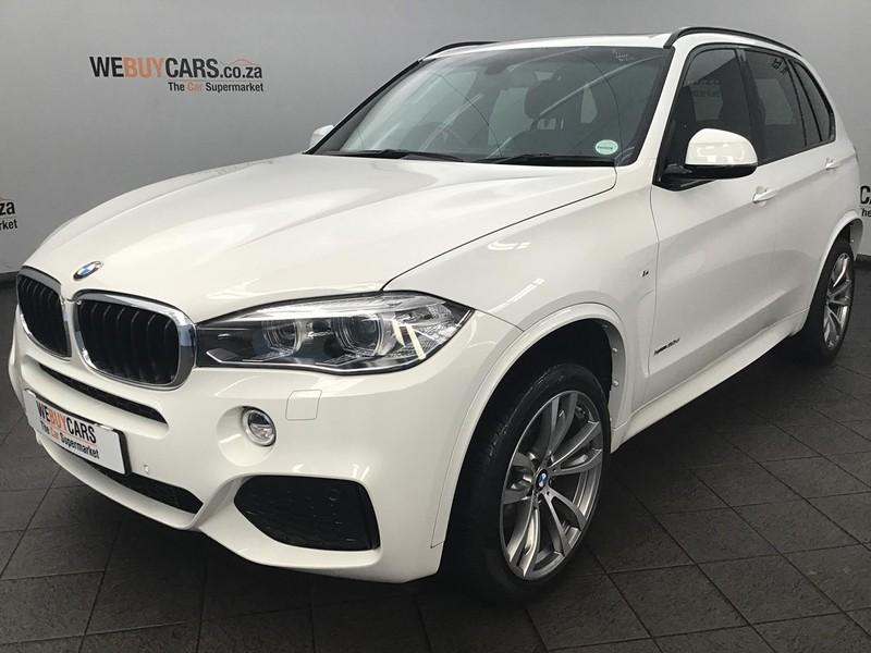 2017 BMW X5 xDRIVE30d M-Sport Auto Gauteng Centurion_0