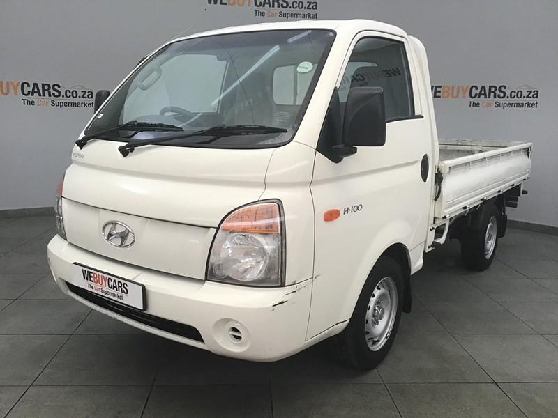 2011 Hyundai H100 Bakkie 2.5 Tci Fc Ds  Gauteng Johannesburg_0