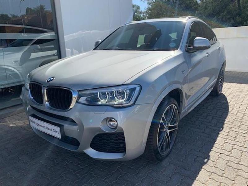 2018 BMW X4 xDRIVE20d M Sport X Gauteng Johannesburg_0
