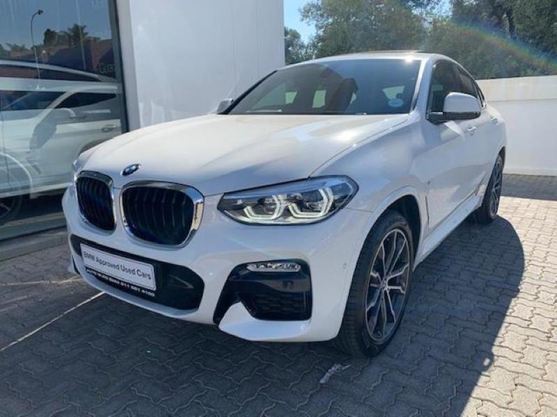 2019 BMW X4 xDRIVE20d M Sport Gauteng Johannesburg_0