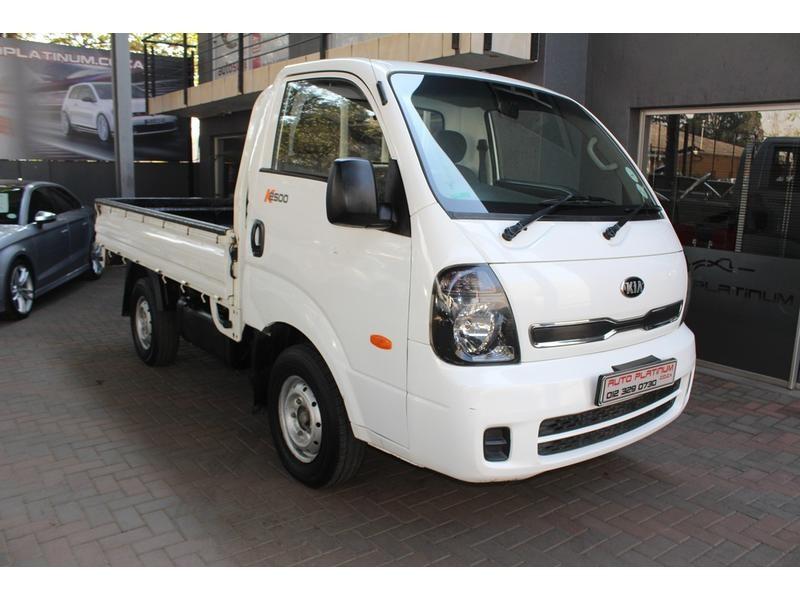 2016 Kia K 2500 Single Cab Bakkie Gauteng Pretoria_0