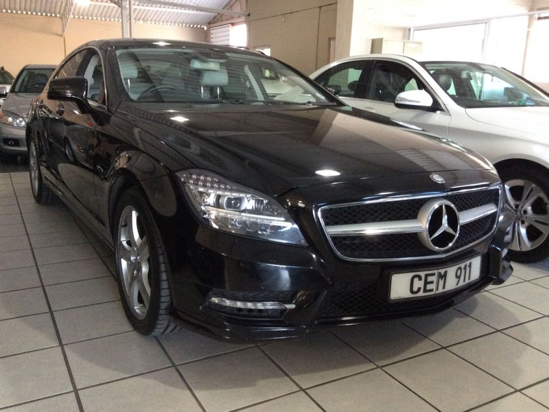 Used Mercedes Benz Cls Class Cls 500 Be For Sale In Western Cape