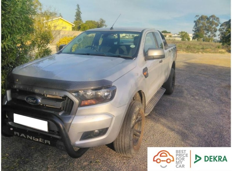 2017 Ford Ranger 3.2TDCi XLS 4X4 PU SUPCAB Western Cape Goodwood_0