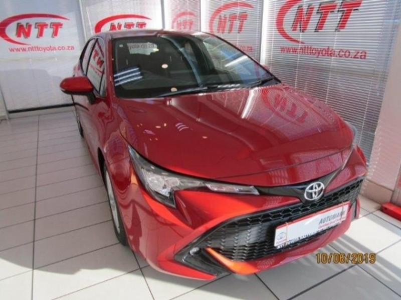 2019 Toyota Corolla 1.2T XS CVT 5-Door Mpumalanga Hazyview_0