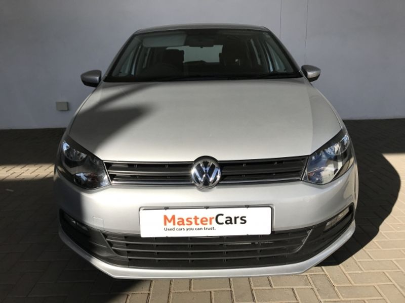 2019 Volkswagen Polo Vivo 1.6 Highline 5-Door Northern Cape Kimberley_0