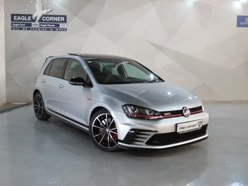 2017 Volkswagen Golf VII GTi 2.0 TSI DSG Clubsport Gauteng Sandton_0
