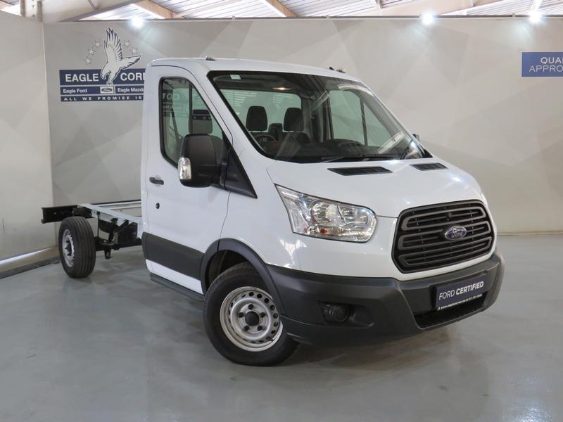 2018 Ford Transit 2.2 TDCi MWB 92KW FC CC Gauteng Sandton_0