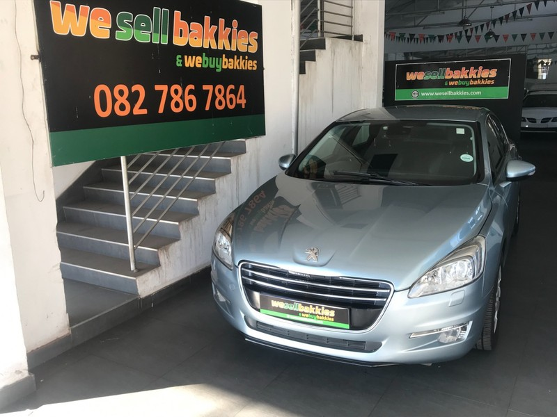 Used Peugeot 508 1 6 Thp Allure A/t for sale in Gauteng